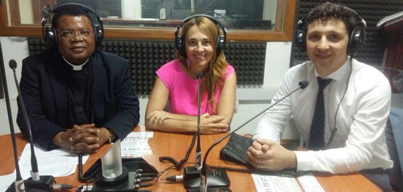 Además, Maria Dolores Martínez Bernabéu y Tomas Mensi acudieron a emisoras de radio y televisión para dar a conocer el proyecto.