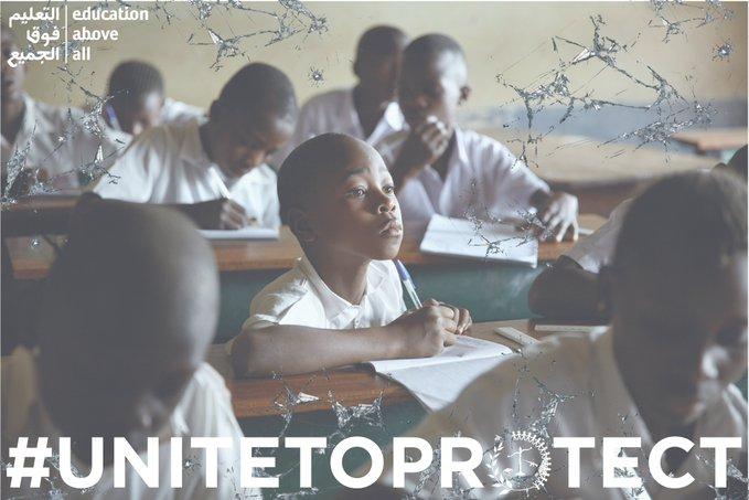 Un día internacional para proteger la educación de los ataques