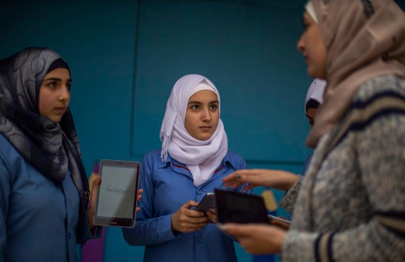 Educación en emergencias: nuestro modelo de refugiados