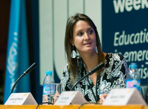"""""""La educación digital nos ayuda a mejorar las expectativas de las personas: lo que creen que es posible"""""""