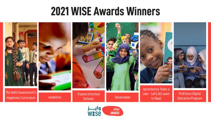 ProFuturo, ganador del Premio WISE 2021 a la innovación educativa